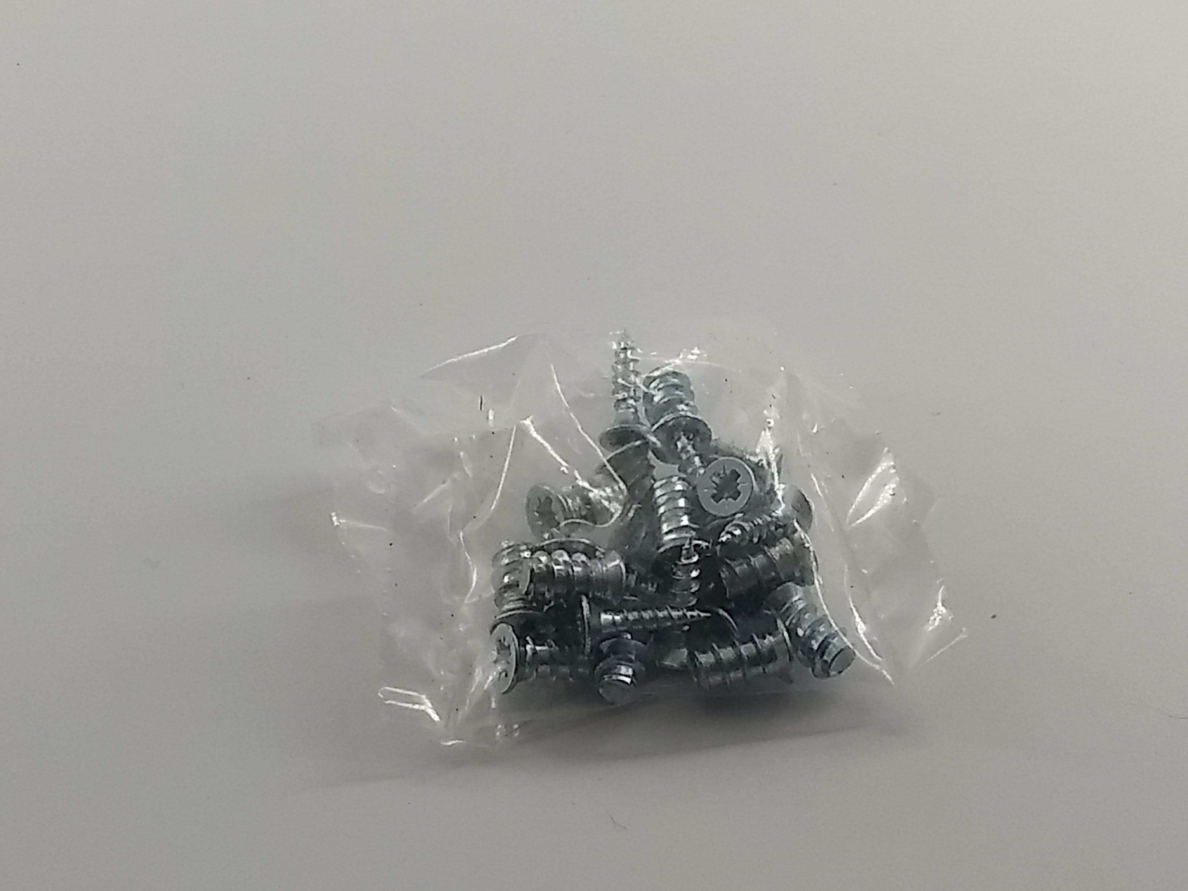 Set 4 Stück - 4 er Set Sockelfuss Möbelfuss Stellfuss Verstellbar für Sockelleiste 80mm - 100mm - in