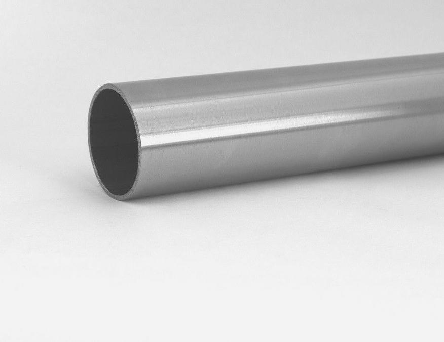 Edelstahlrohr 33,7 x 2 mm V2A Rohr VA Rundrohr Edelstahlrundrohr Edelstahl Rohr